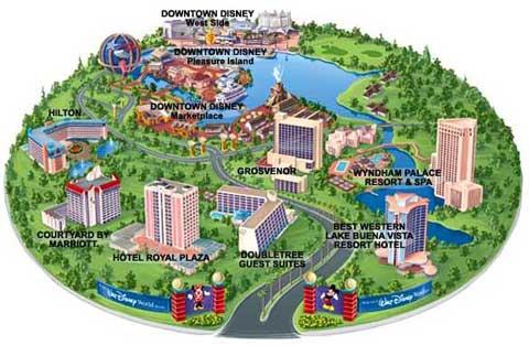 Wyndham Palace Resort Spa
